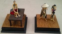 Miniatur Kayu Korek