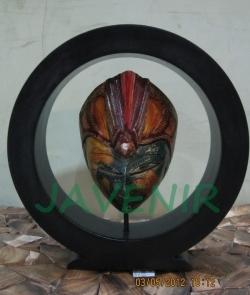 Topeng Wayang Lingkaran