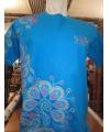 Kaos Print Bunga Matahari